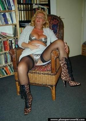 Толстая зрелая женщина - Фото галерея 269135
