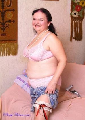 Толстая зрелая женщина - Фото галерея 268951