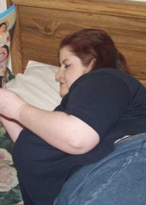 Толстая зрелая женщина - Фото галерея 268682