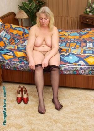 Толстая зрелая женщина - Фото галерея 268973