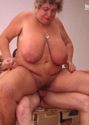 Толстая зрелая женщина - Фото галерея 269016