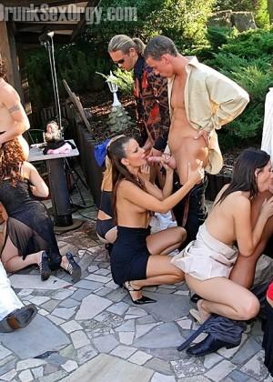 Пьяная секс вечеринка - Фото галерея 288537