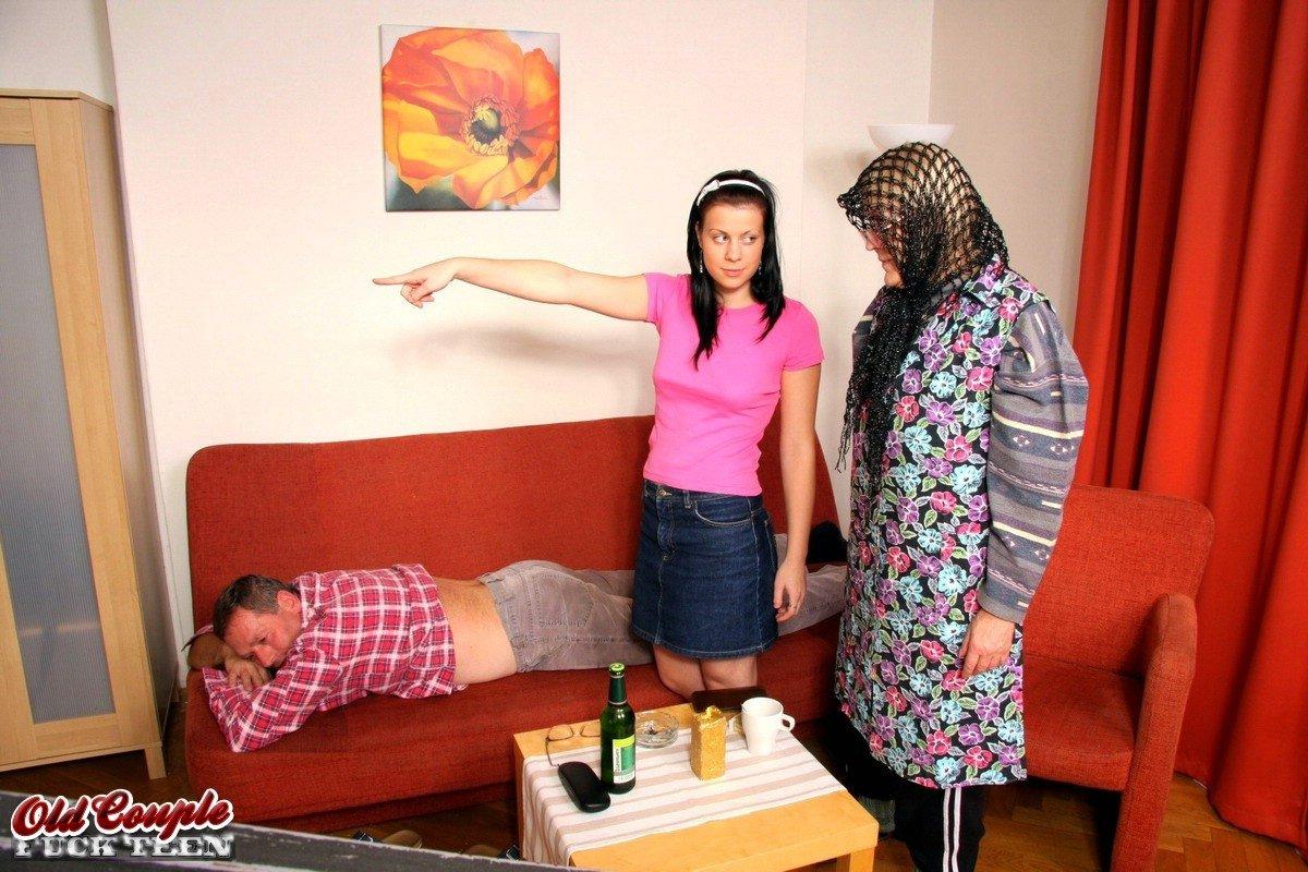 Секс втроем - Фото галерея 839358