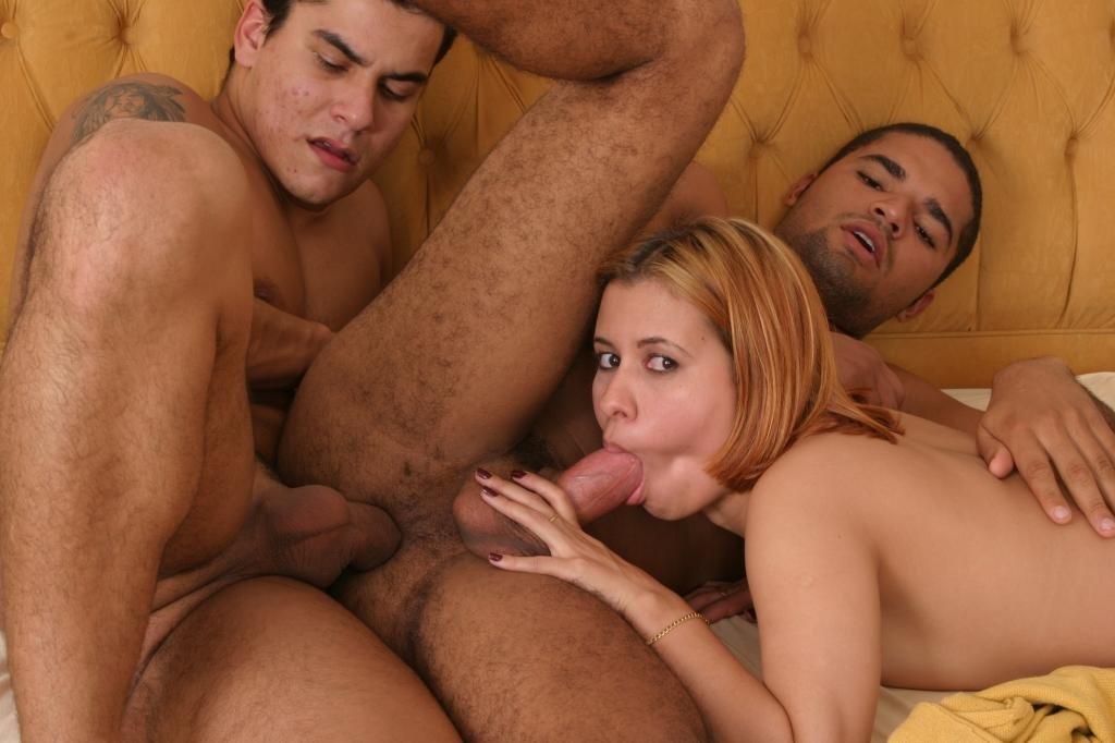 Секс втроем - Фото галерея 817998