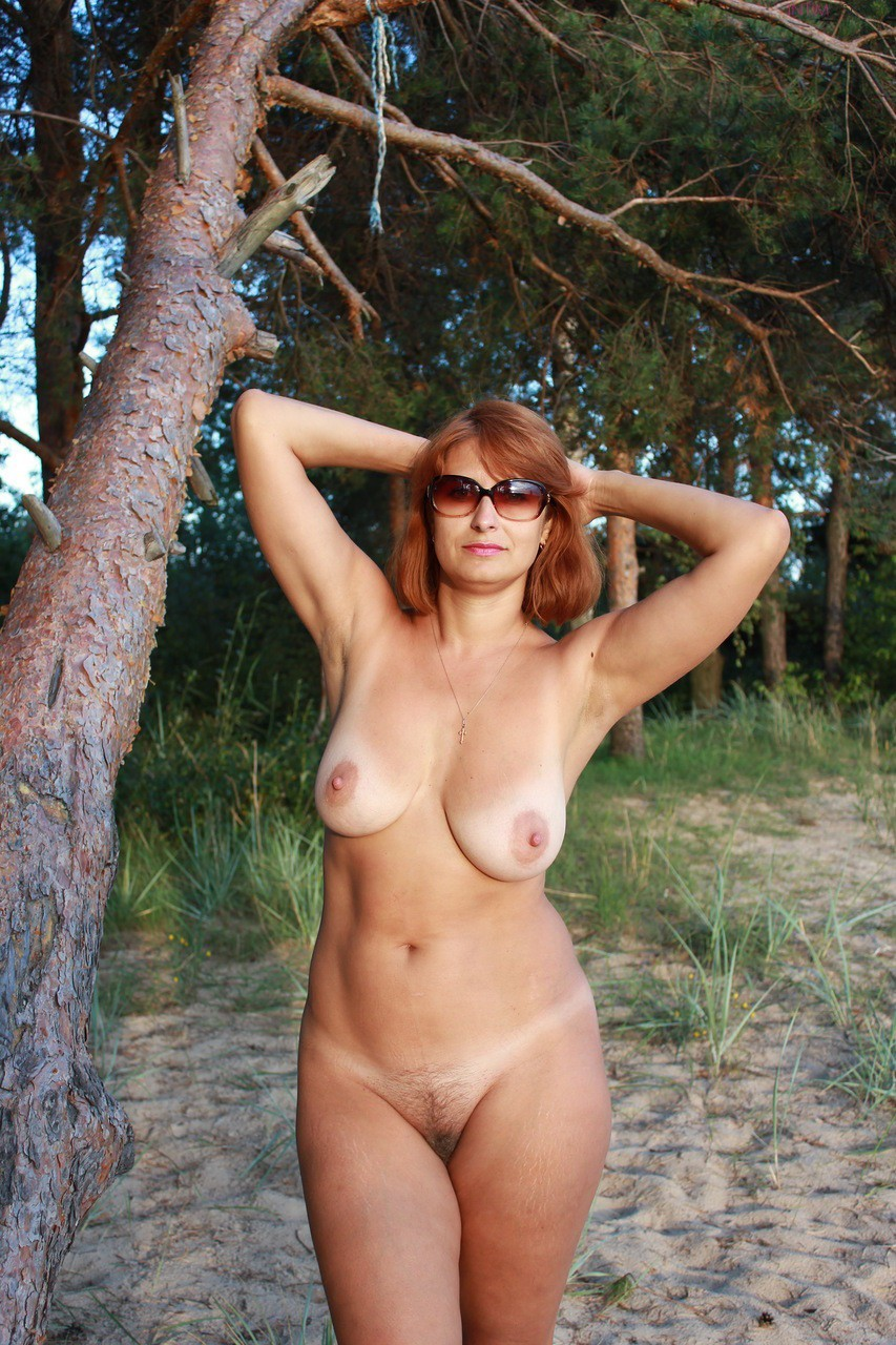 Beauty mature nude #6