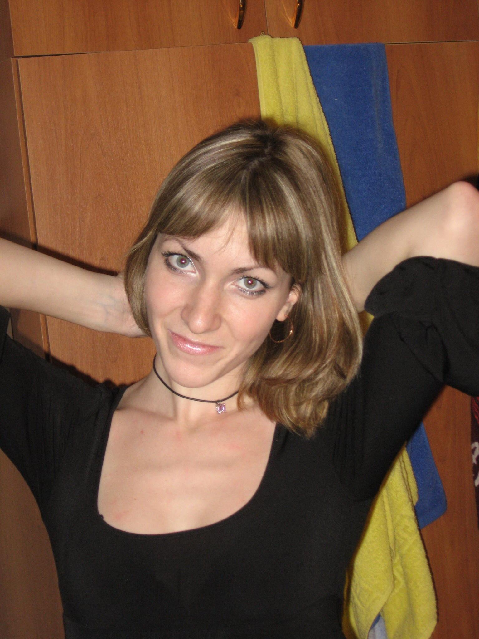 Интимные фото россиянки в медовый месяц