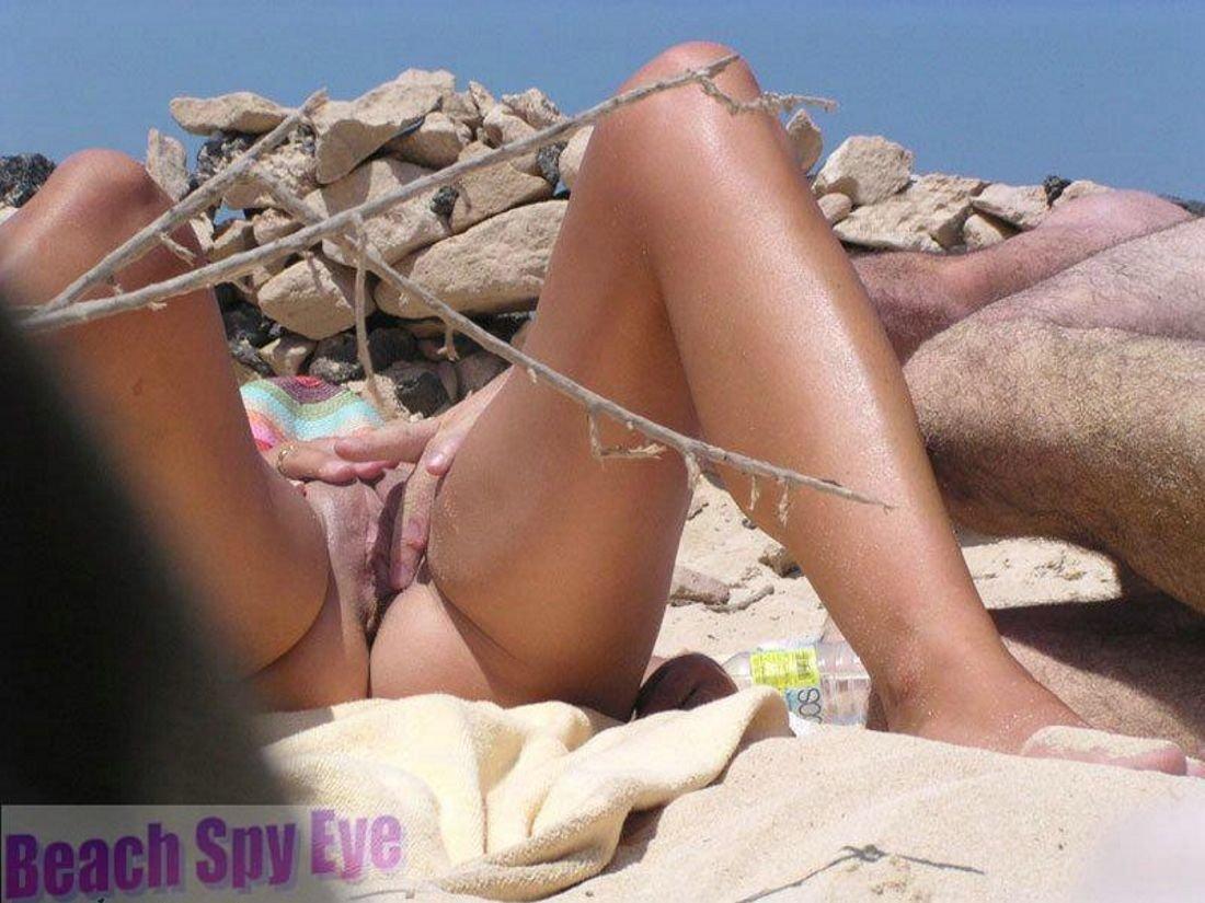 Вуайеризм на пляже