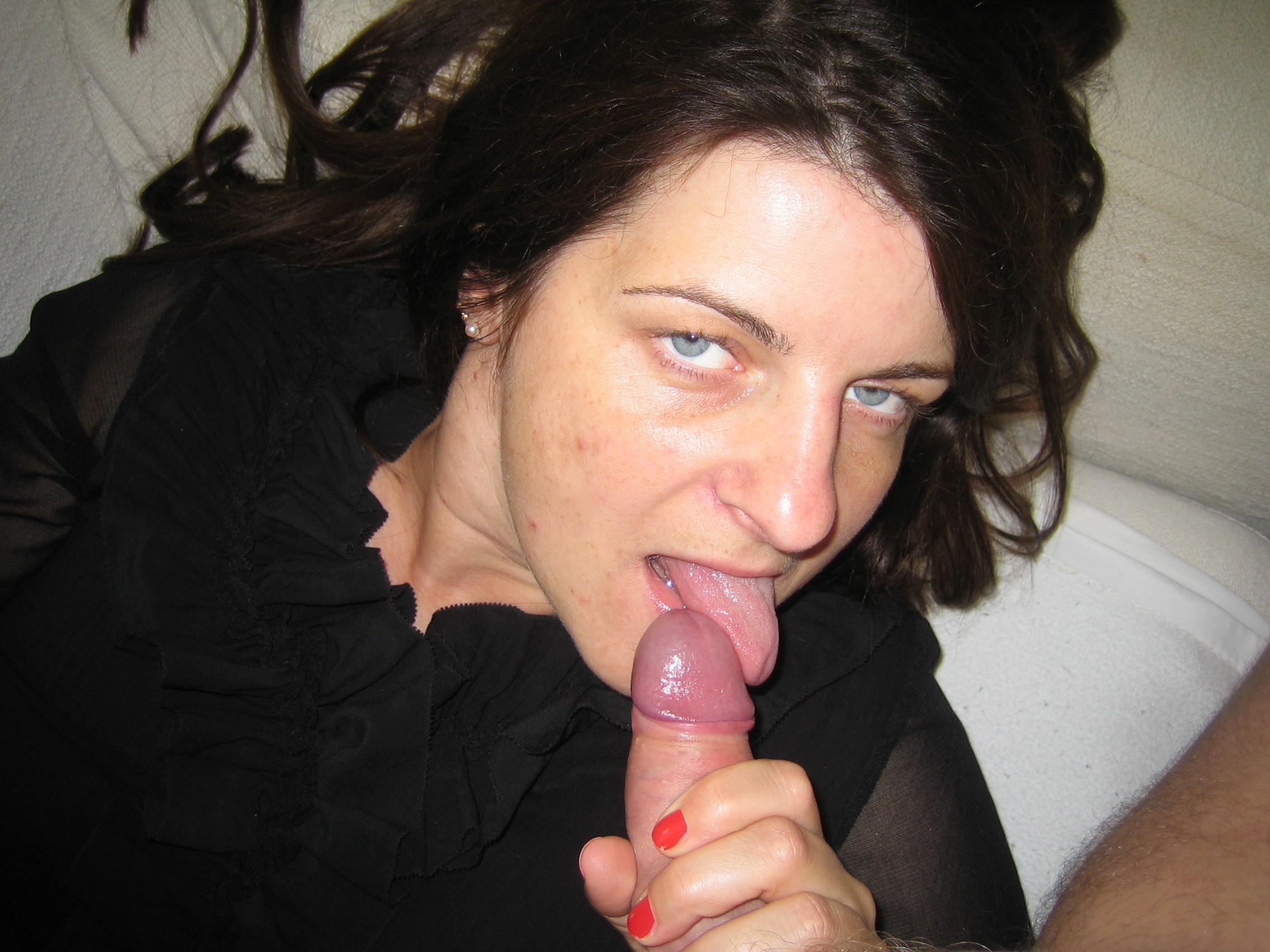 Интимные фото немецкой развратной жены
