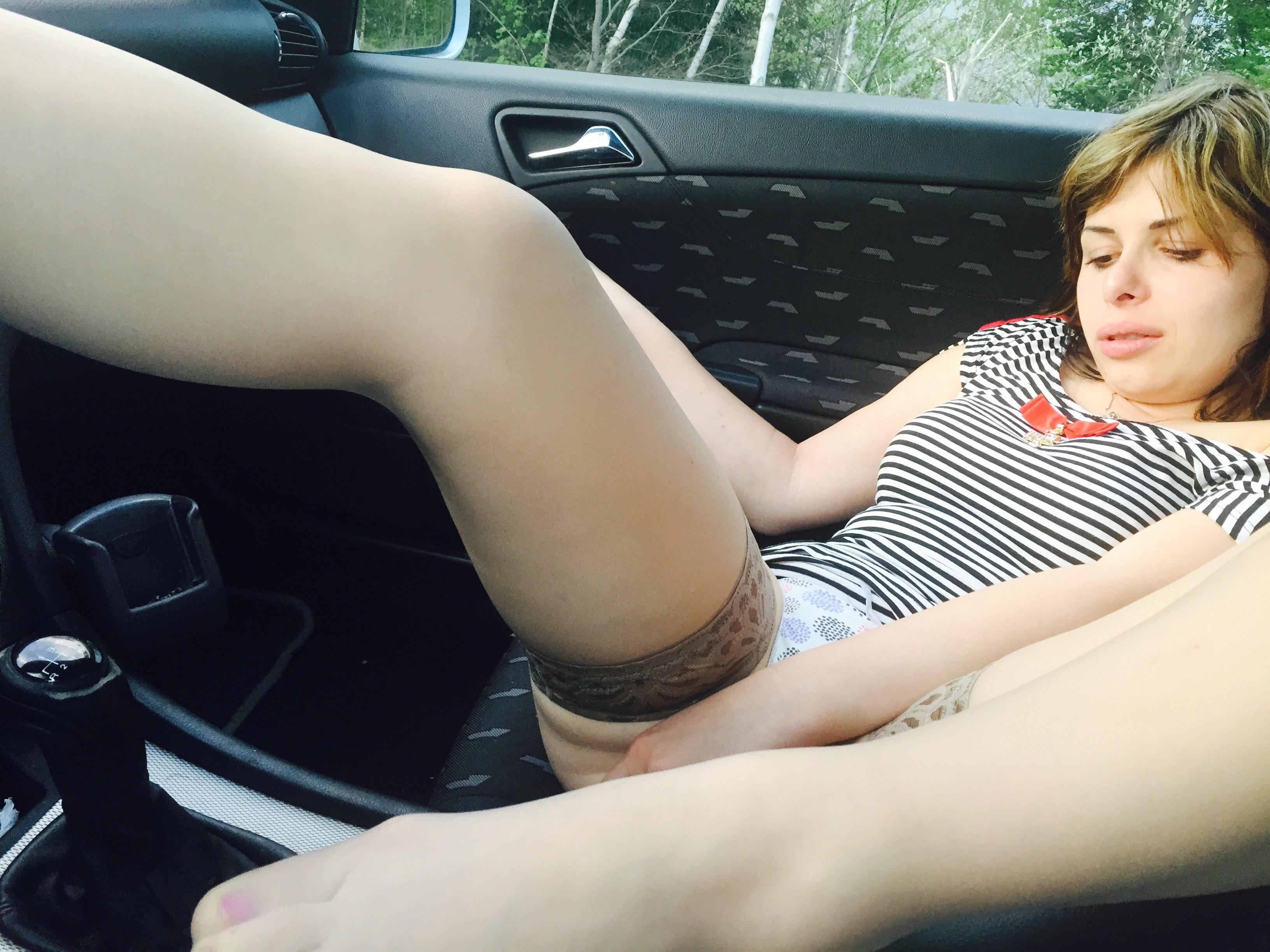 Сексуальная итальянская милфа