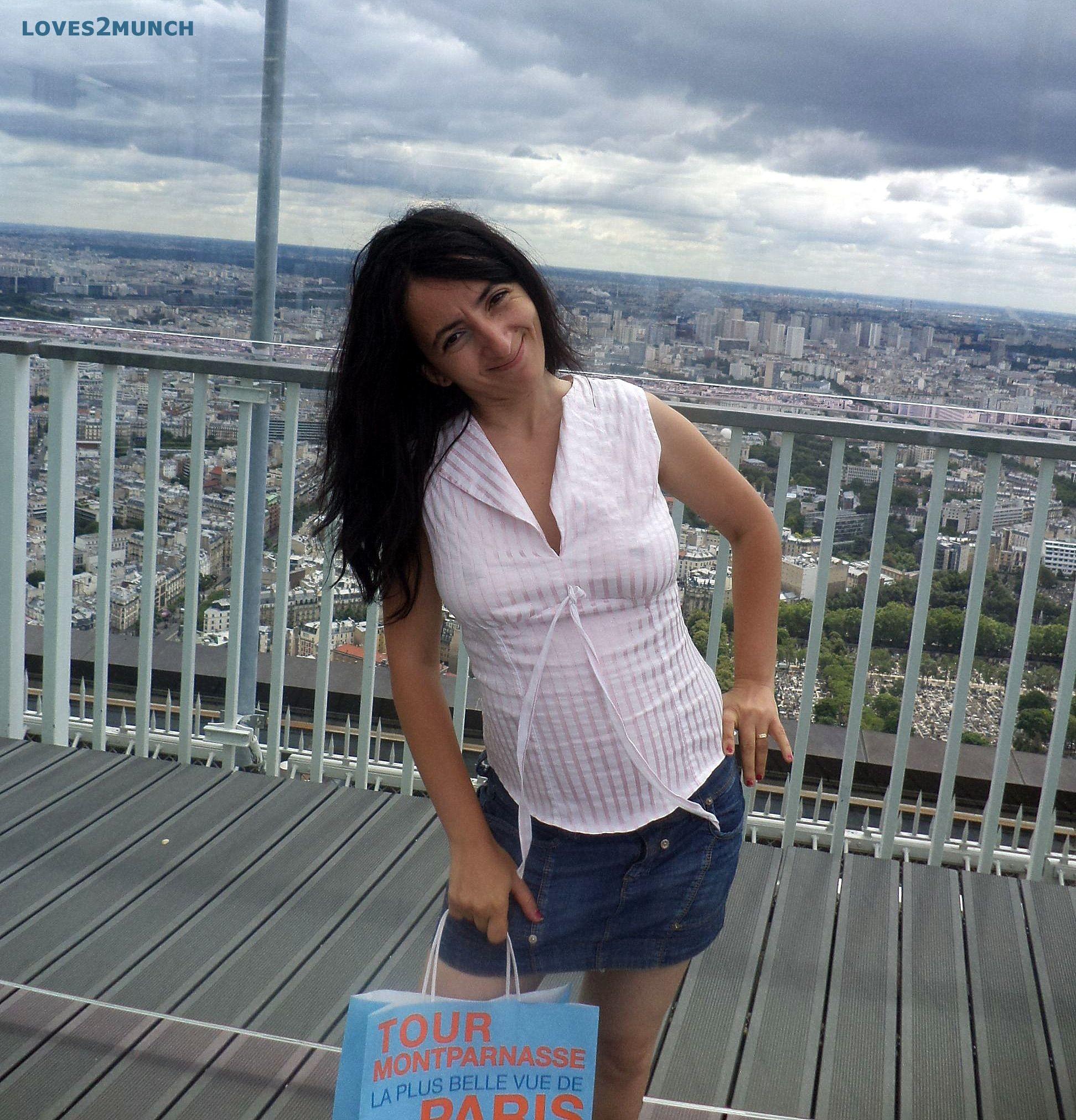 Очень волосатая 39-летняя румынка