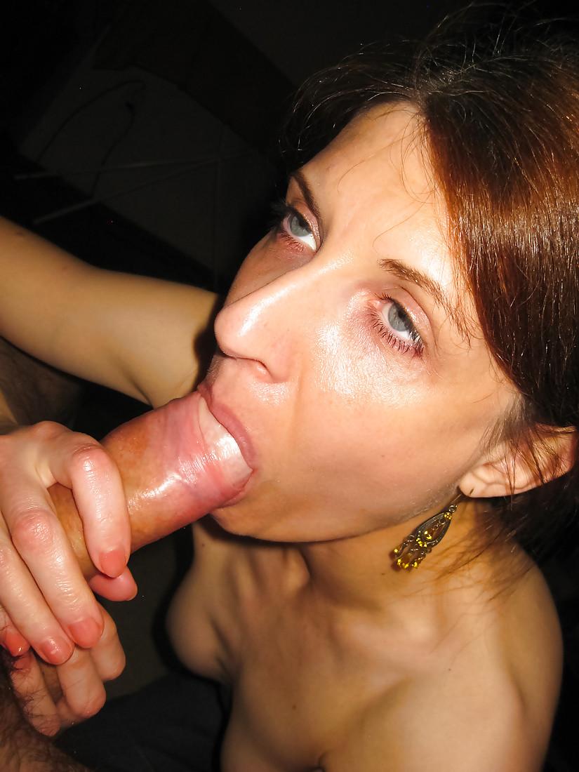 Большие сиськи с членом во рту частное фото жена