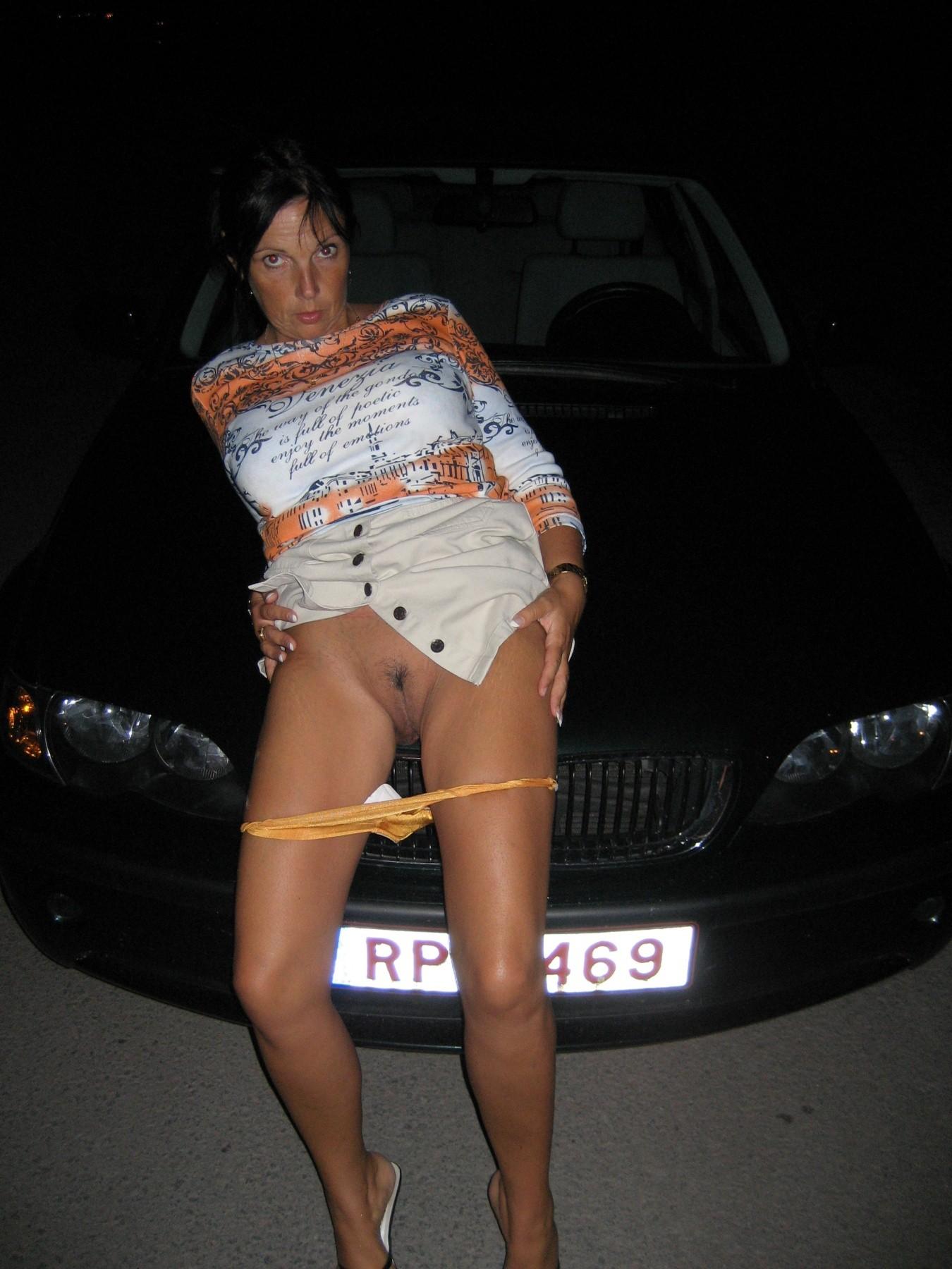 Интимные фото милфы из Бельгии