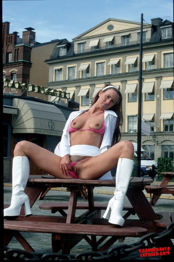 Немного шведских вагин