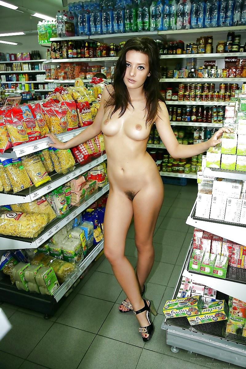 фото голых девушек продавцов крупным планом мечта