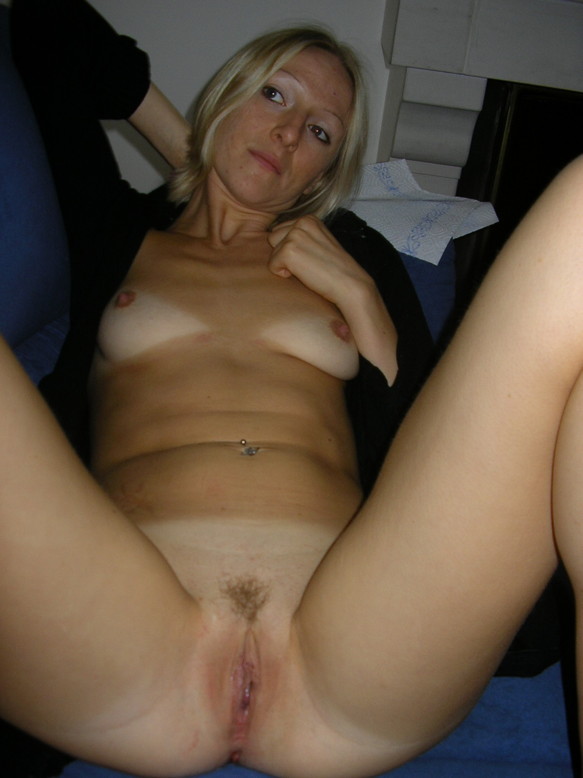 Белокурая домохозяйка из Голландии