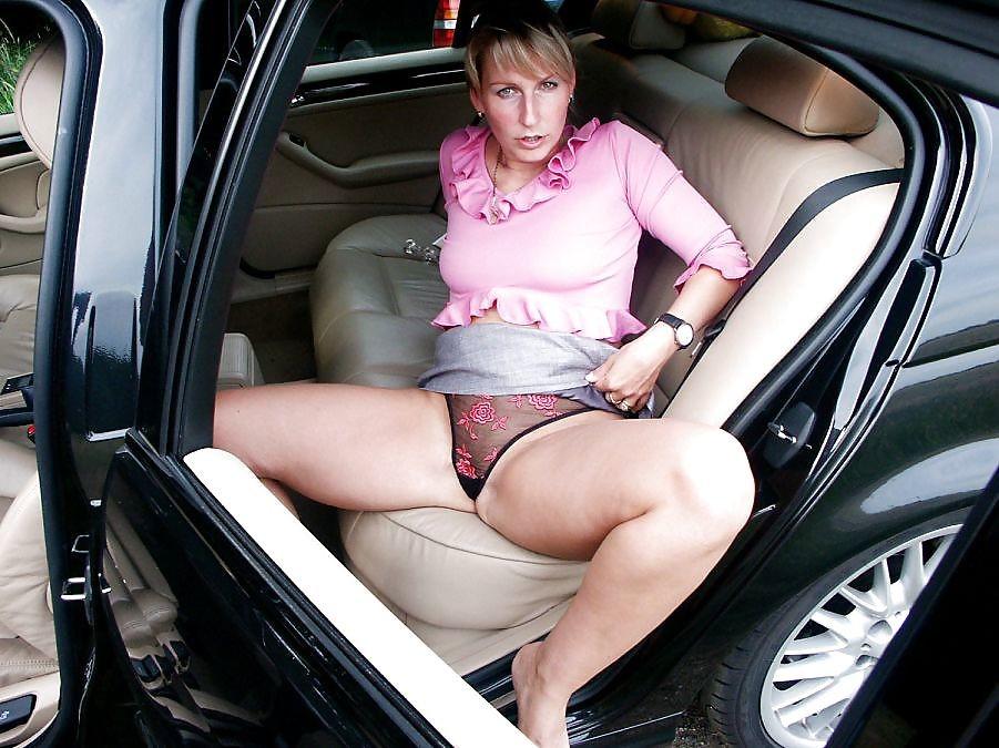 Видео мамки в авто как парень