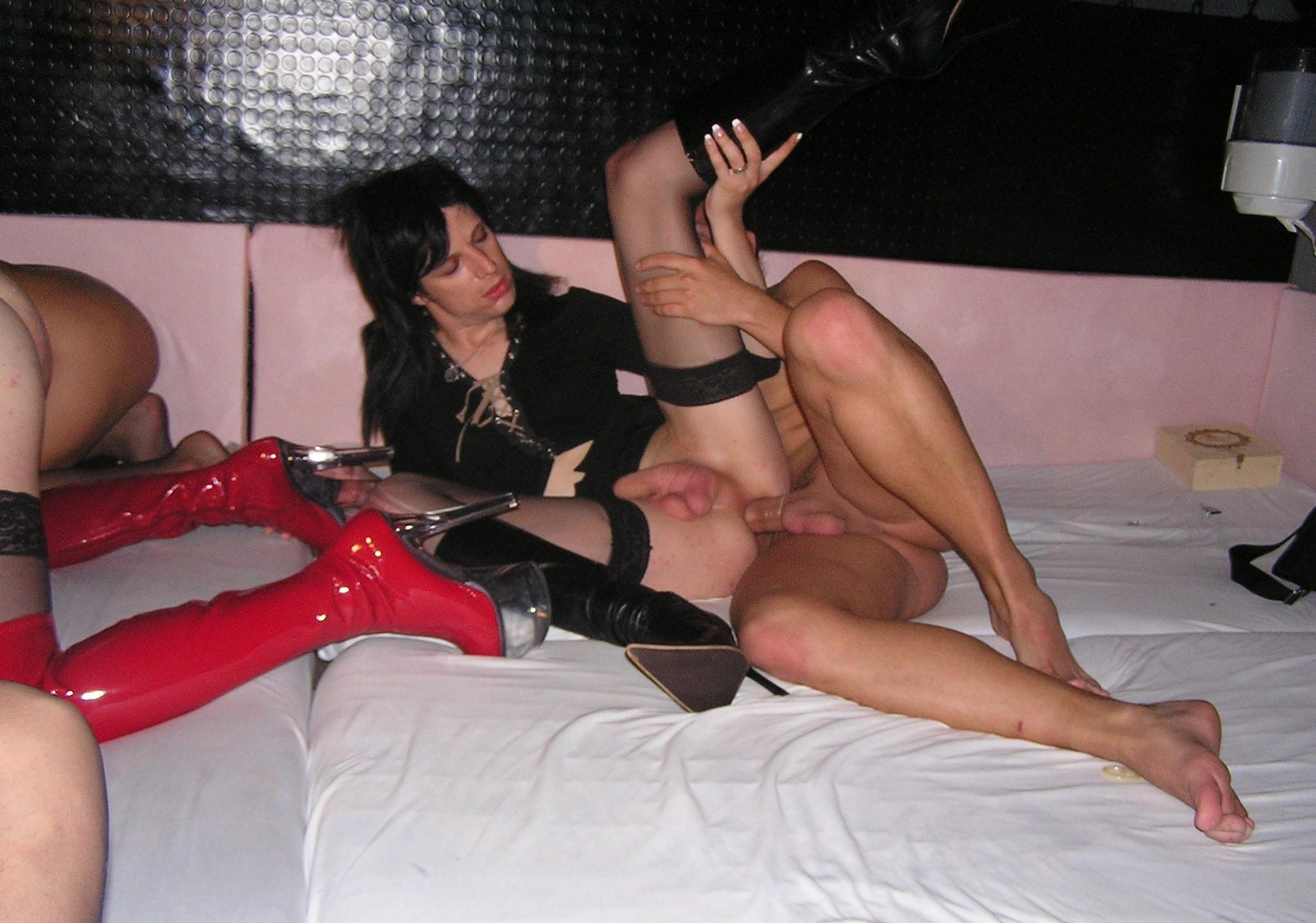 Бисексуальные австрийские свингеры