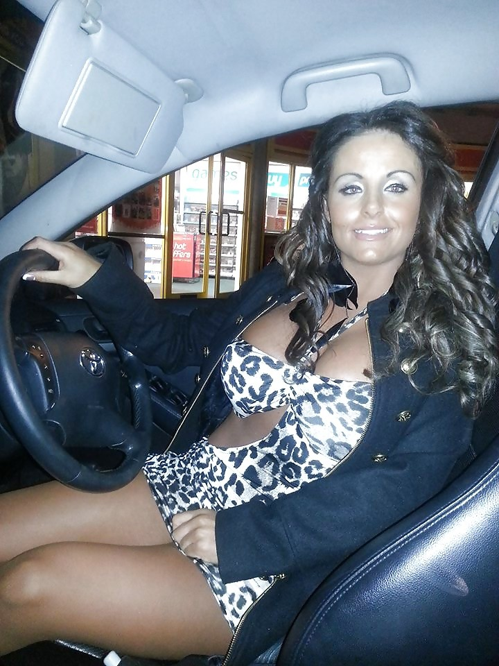 Ирландская милфа в бикини