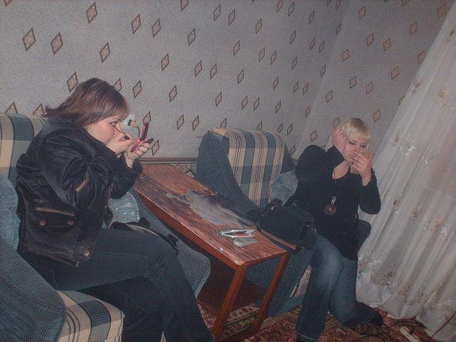 Частные фото молдаванки