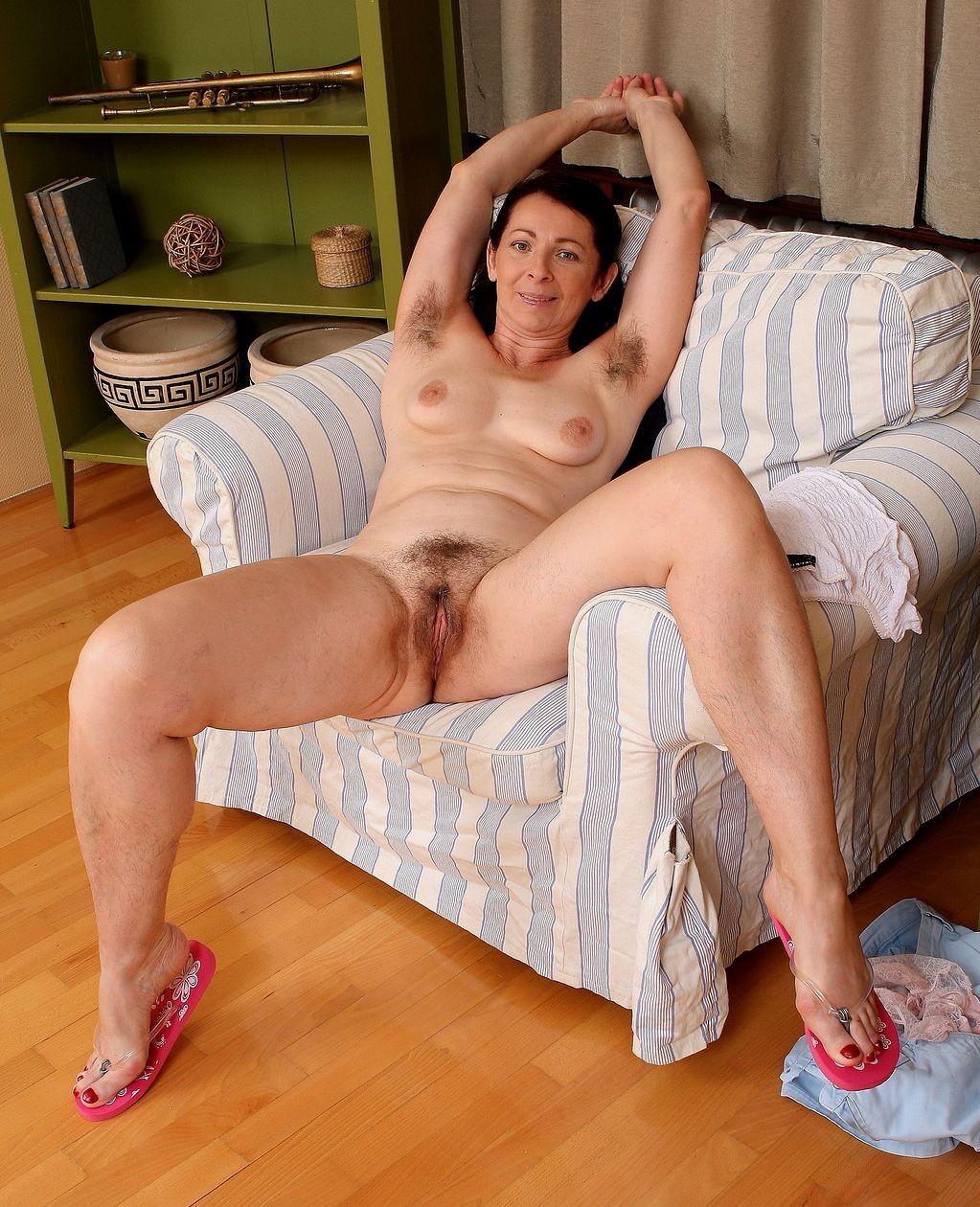 Порно картинки волосатые зрелые женщины — 3