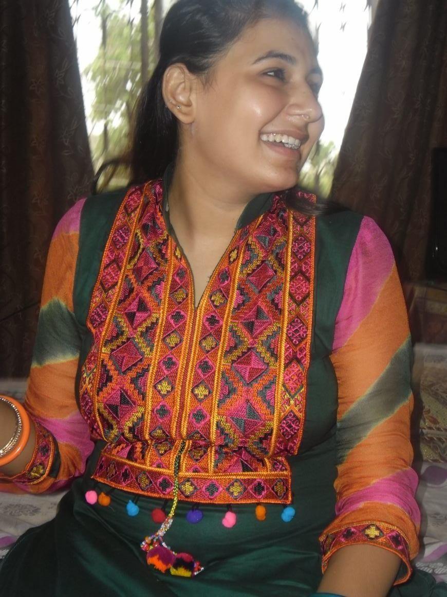 Красивая пакистанская жена