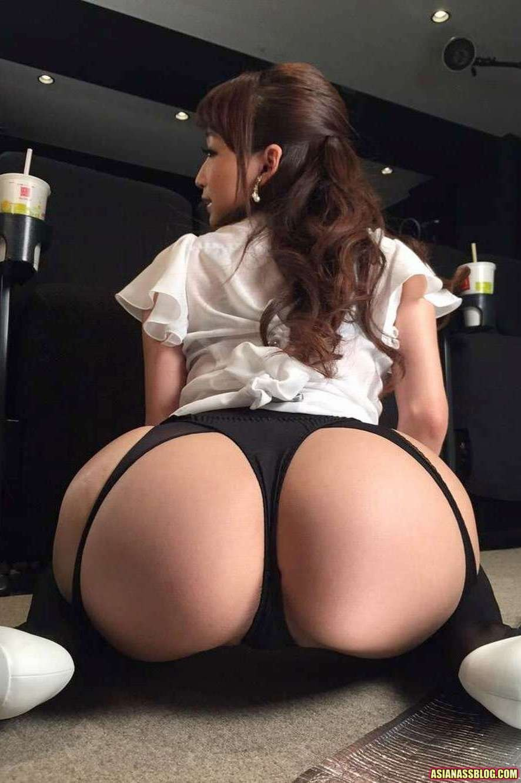 Красивые голые жопы японок