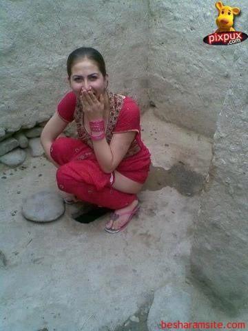 Писающие индианки