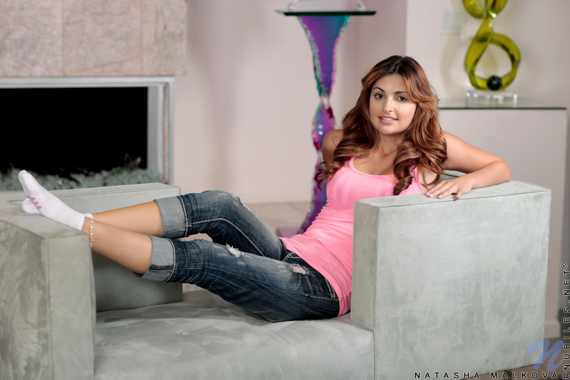 Лале, она же Наташа Малкова, эро модель иранского происхождения