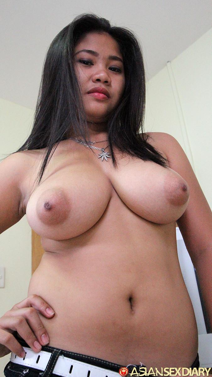 Filipina naked big boobs