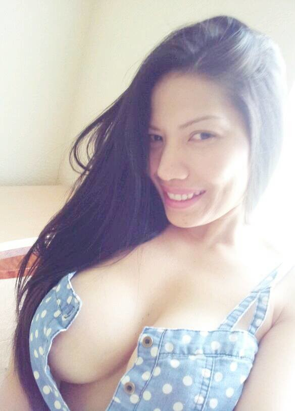 Возбуждающая вьетнамская девушка