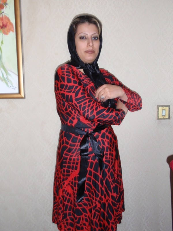 Интимные фото знойной милфы из Ирана
