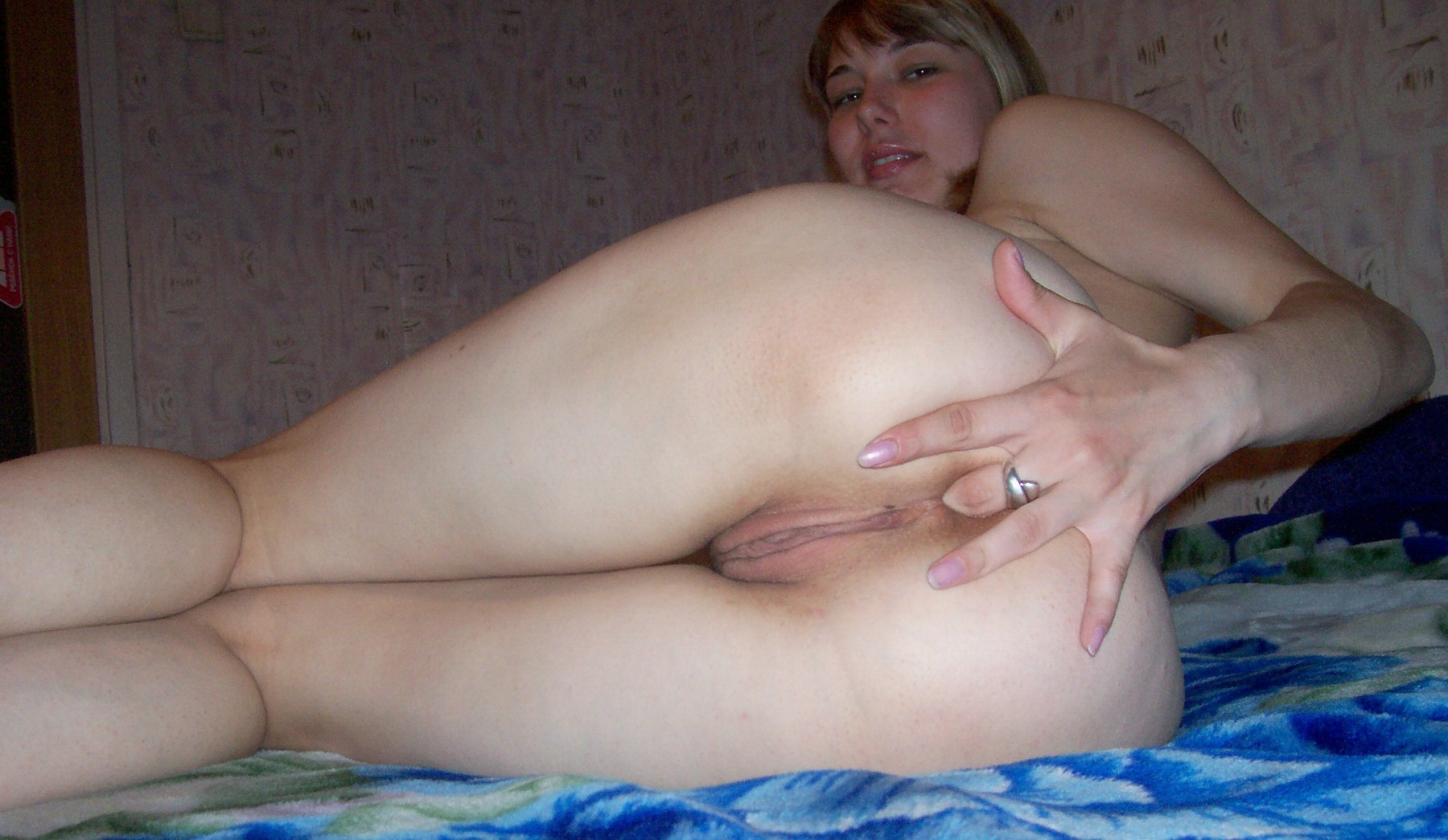 Wife fingers ass, mom and son sex vidoes
