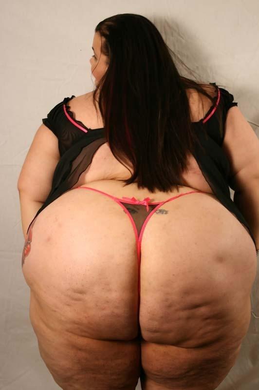Жирные жопы женщин - компиляция 16