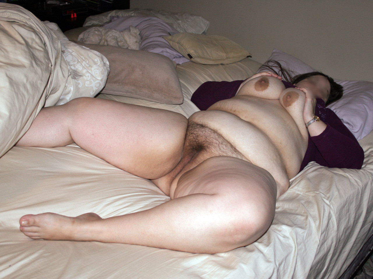 Bbw redhead sleeping, huge bbw busty