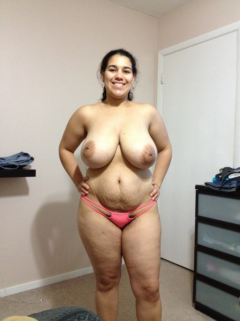 Naked fat latina women