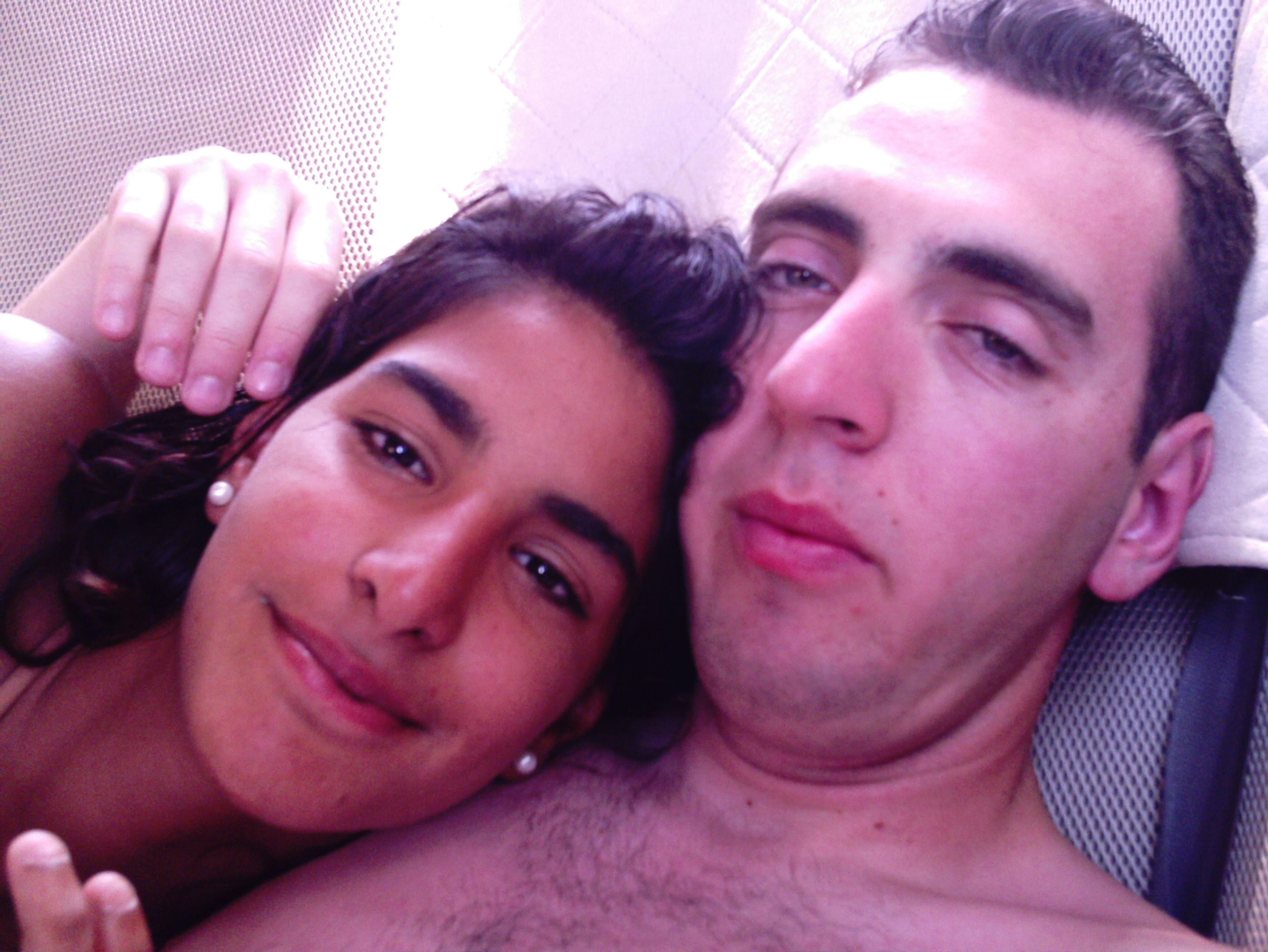 Секс влюбленной парочки из Израиля