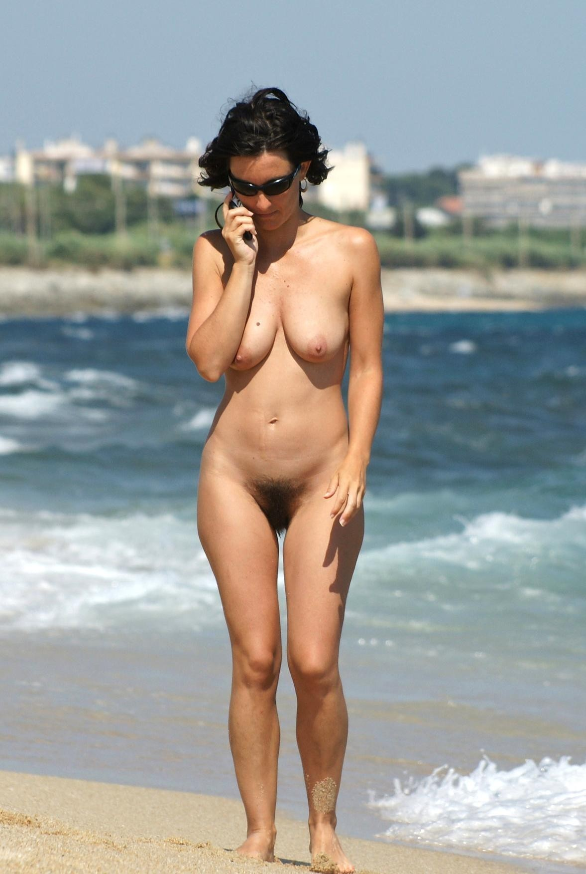 Nude beach housewives #9