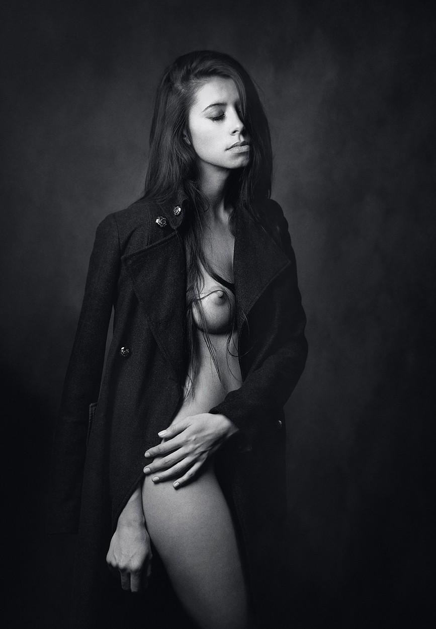 Еврейская эро модель Лейла