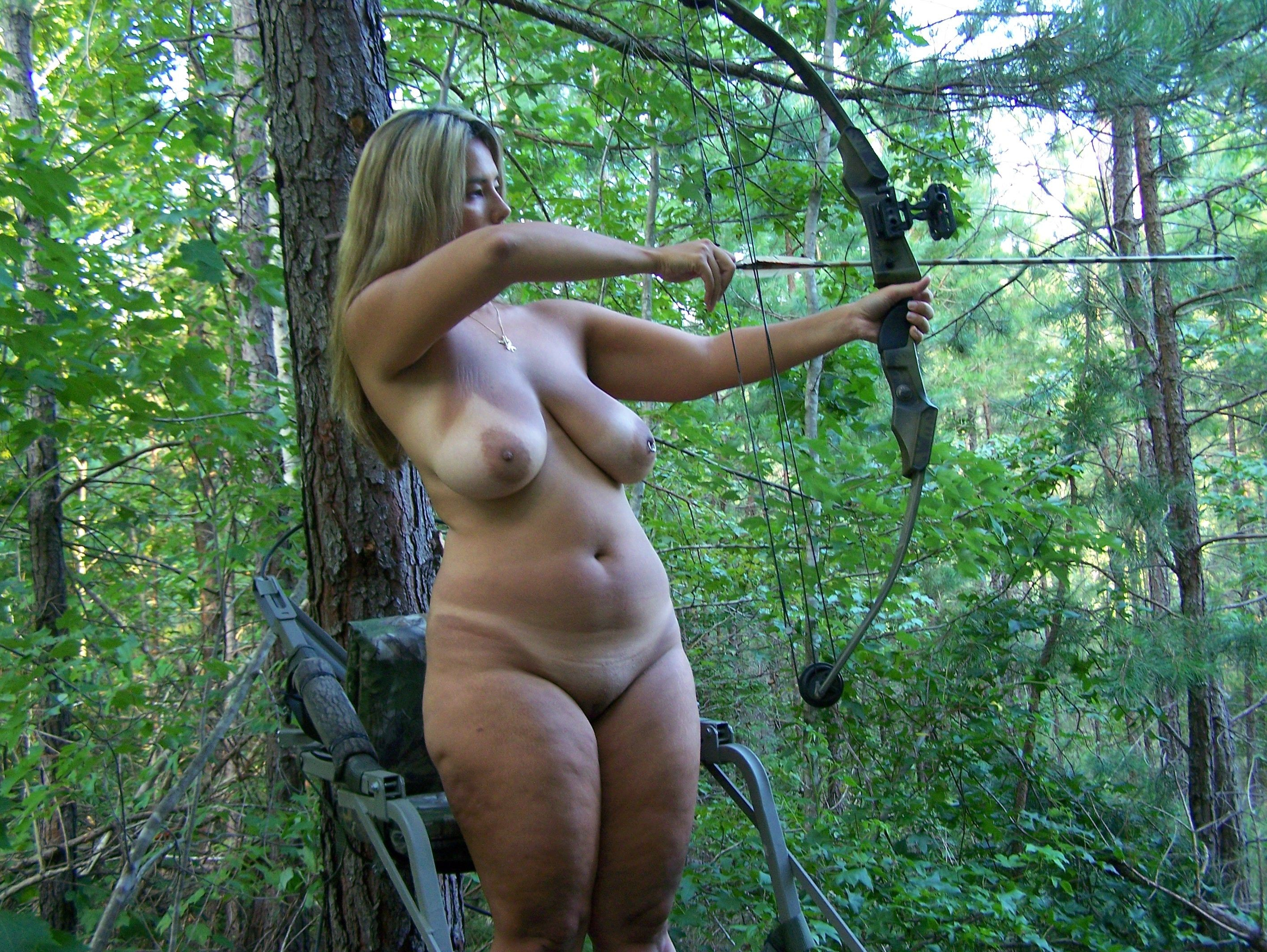 White lady nude amazon #2