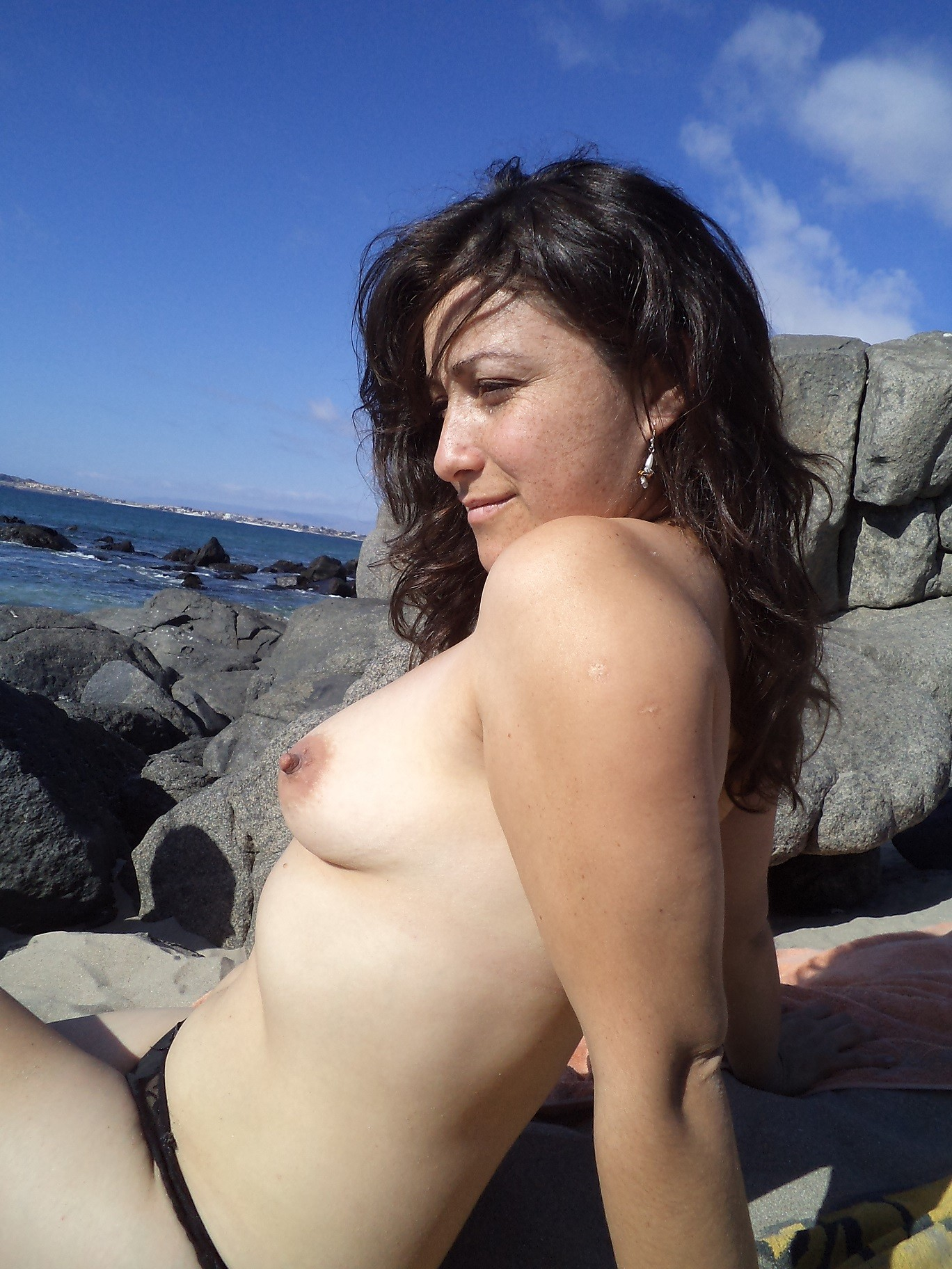 Интимные фото среднестатистической чилийской женщины