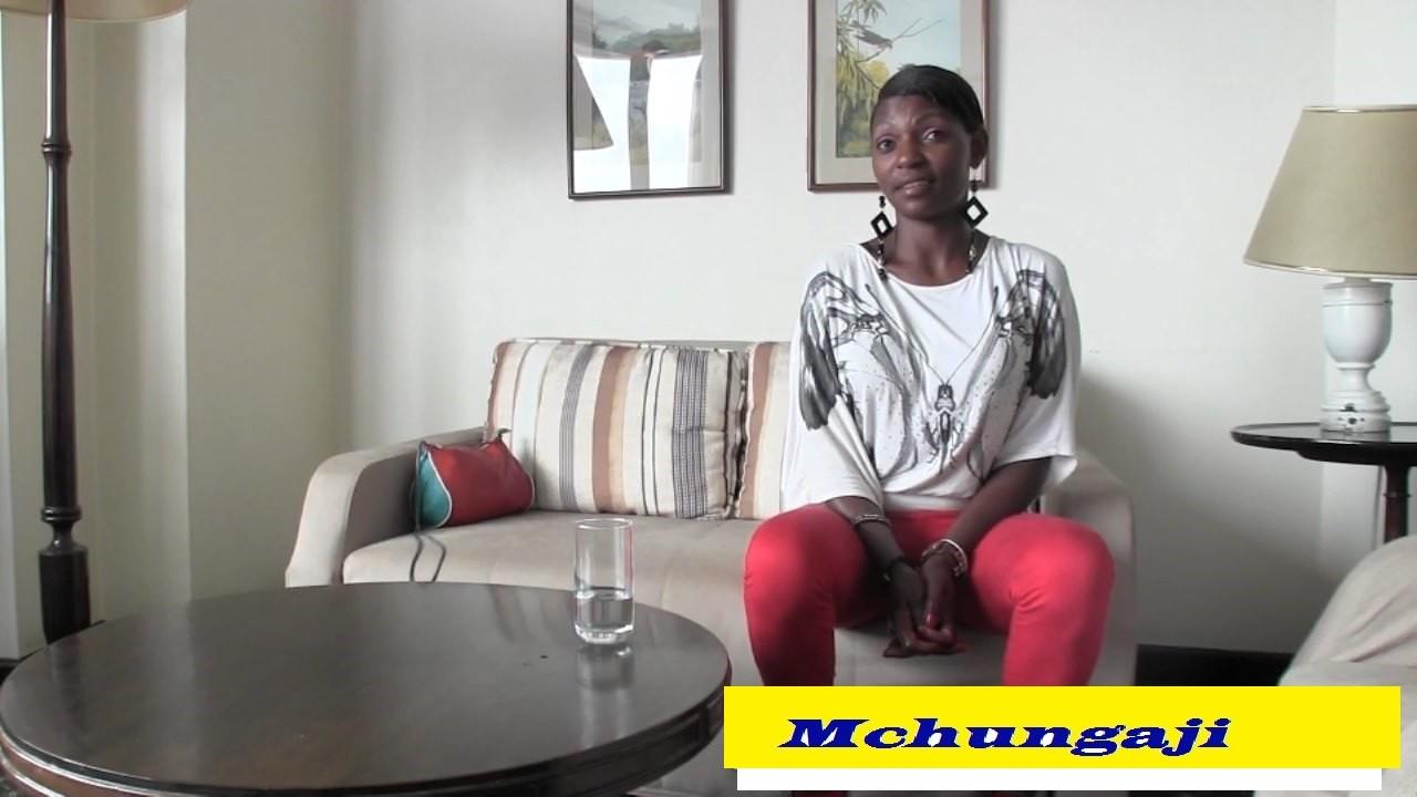Кенийская проститутка на порно кастинге