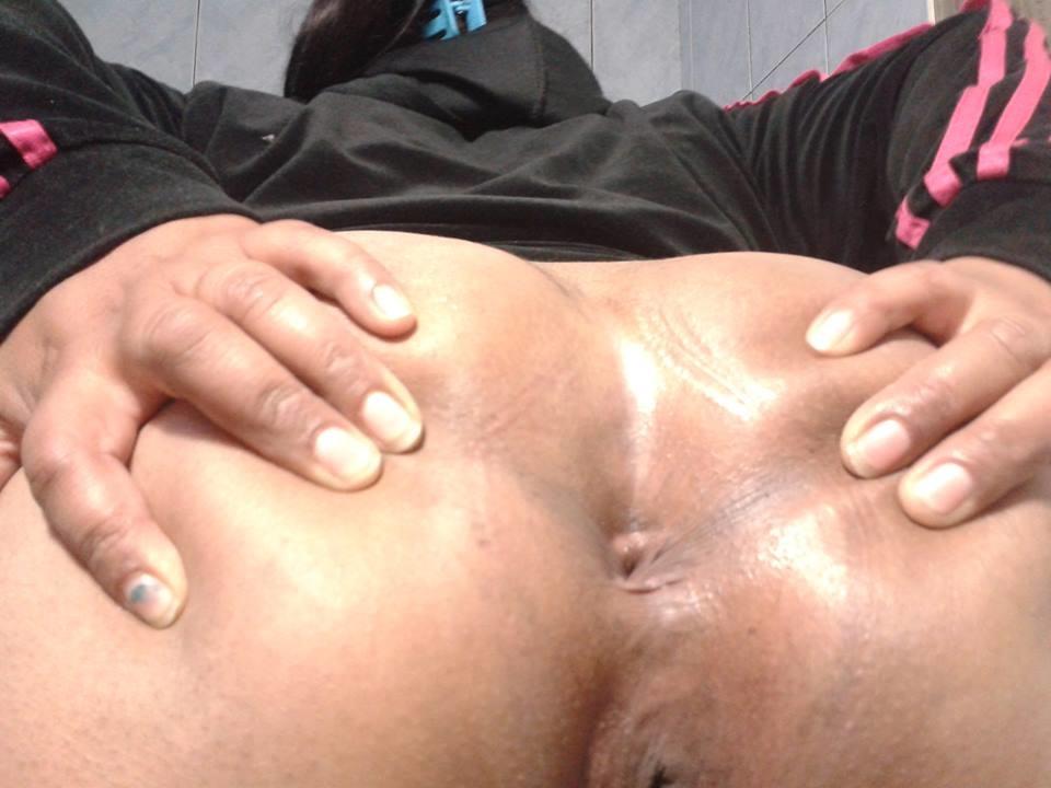 Молодая жопастая блядь из Боливии