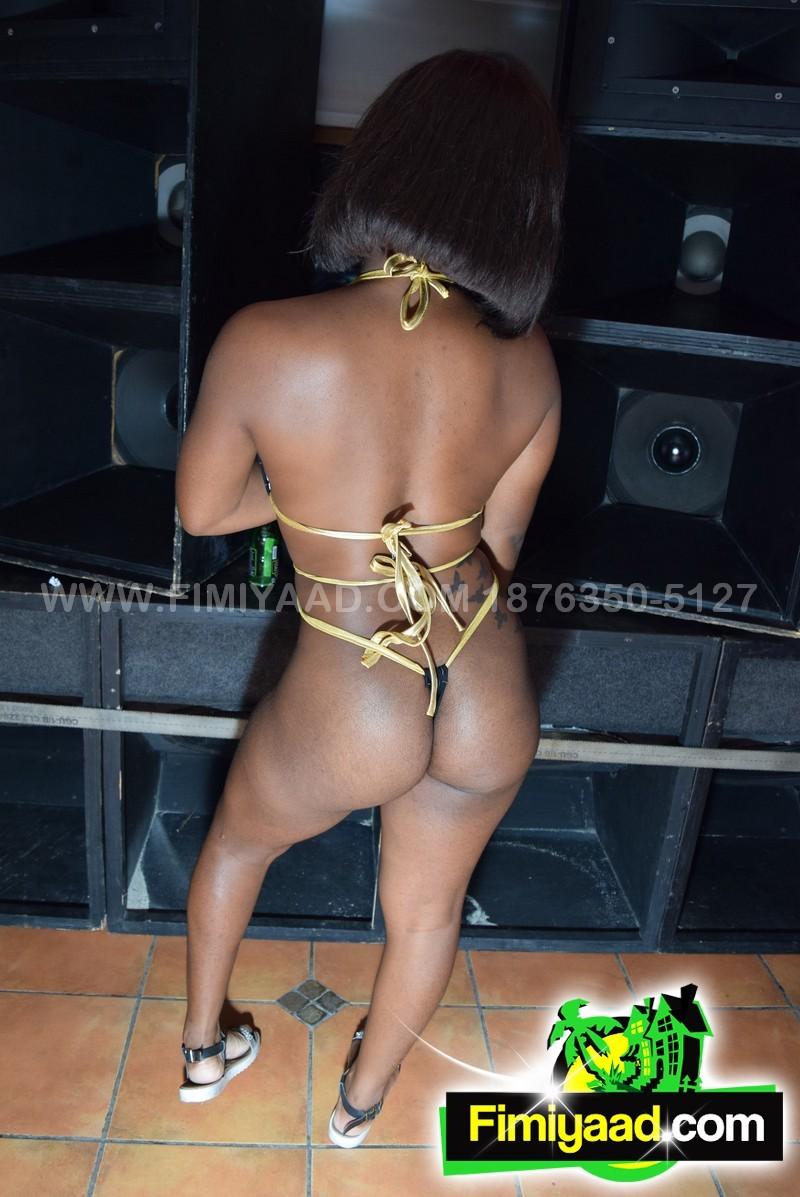 Ямайские гламурные телочки - не голые