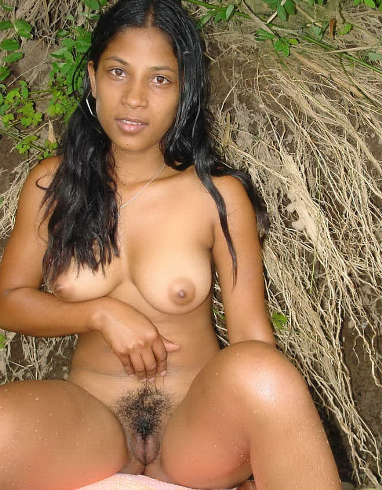 Exotic naked beauties