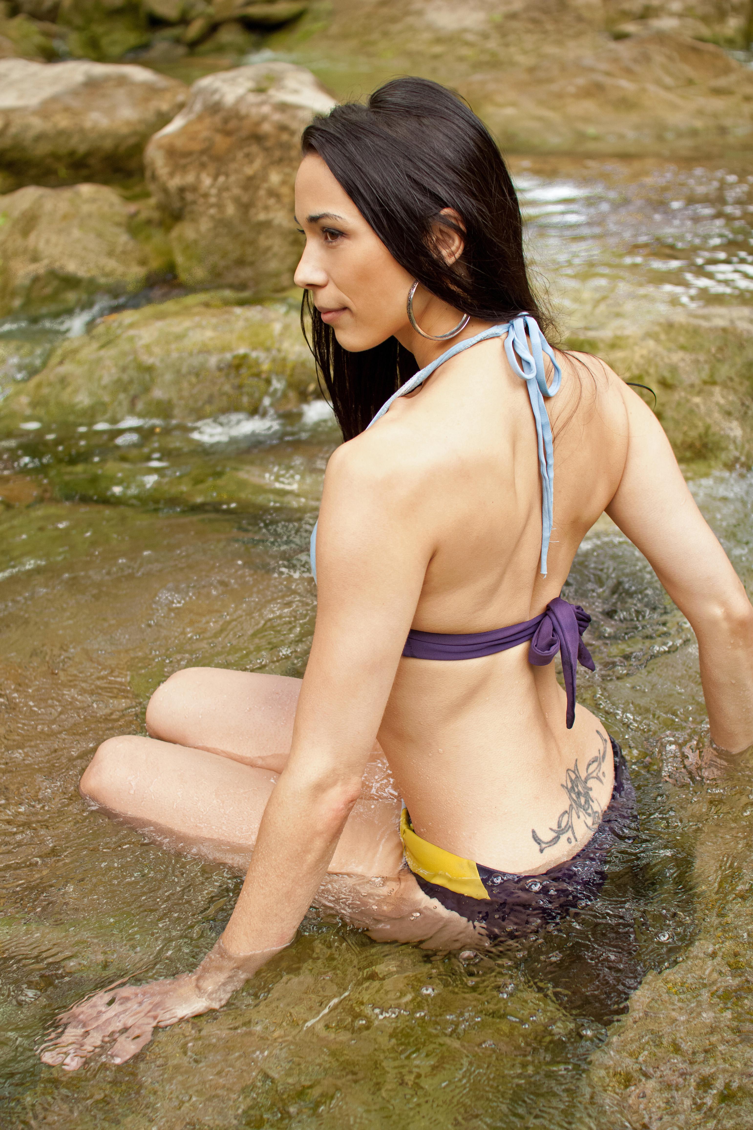 Ана Лучиа фитоняшка из Гватемалы