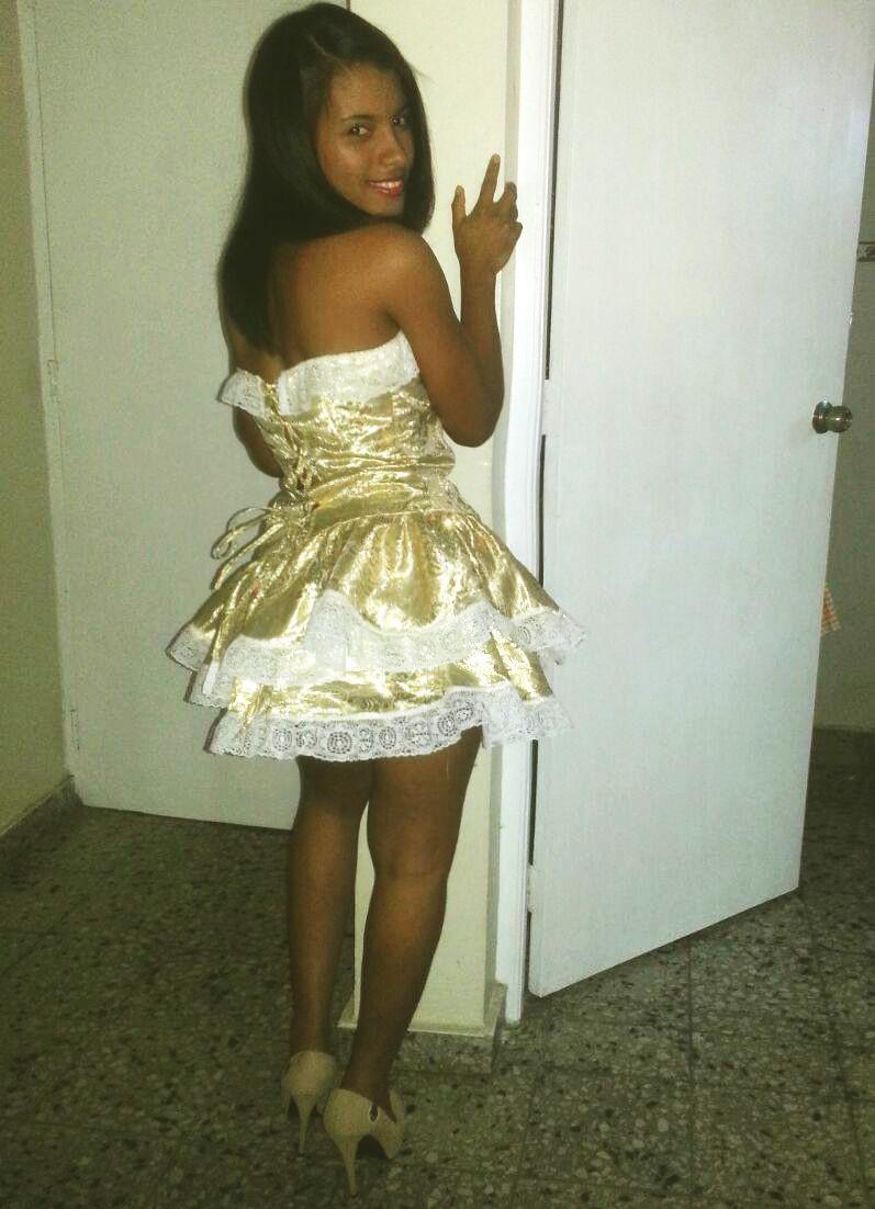 Симпатичная Татьяна из Панамы (не голая)