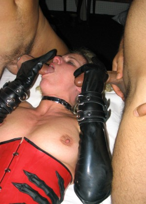 Любительница хардкорного секса из Германии