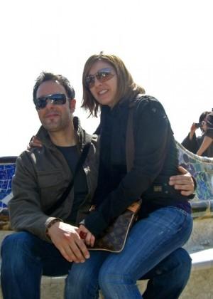 Швейцарка Мари ебется с мужем и позирует голая