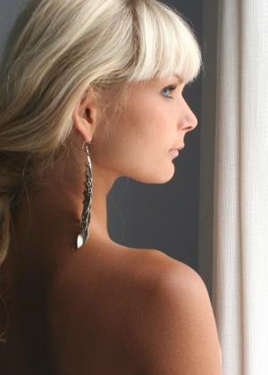 Молодая эстонская модель Кристина