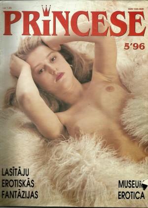 Голые телки из латвийского порно журнала
